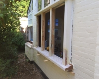 Casement bay rebuild in Cobham1